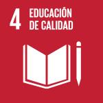 Icono ODS 4 Derecho a la Educación
