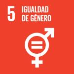 Icono ODS 5 Igualdad de Género