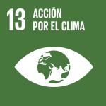 Icono ODS 13 Acción por el clima